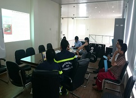 Training And Granting Certificantes For Fire